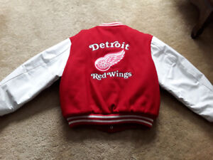 red wing coat