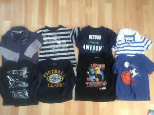 Boys Clothing Lot - Size 4T-5T