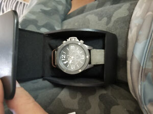 Armani watch  try your trade