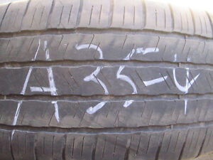 Four Goodyear Eagle LS2 275/55R20 Used tires