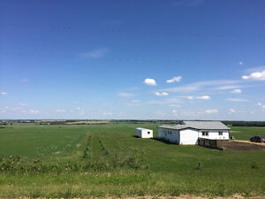 Acreage in Legal with Fantastic View,