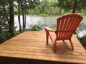 OTTER LAKE COTTAGE RENTAL IN HALIBURTON HIGHLANDS