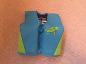 Infants float jacket
