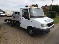 2005 55 LDV 400 Recovery Truck Beavertail NO VAT