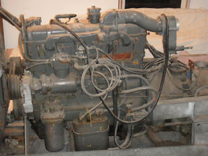 160 HP Cummings Diesel with Allison transmission for sale