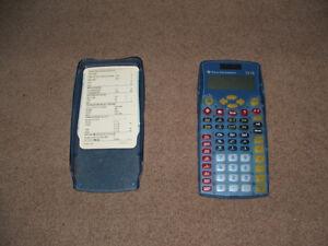 Texas Instruments TI-15 Calculator - Just like New
