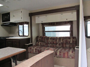 2012 Palomino 26 BHS travel trailer Kitchener / Waterloo Kitchener Area image 5