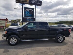 Ford F-150 4WD SuperCrew ECOBOOST 2011