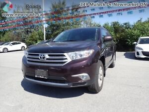 2012 Toyota Highlander sport - Navigation -  Sunroof - $70.23...
