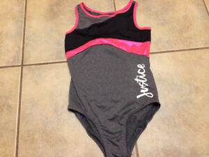 Girl's gymnastics suit by JUSTICE