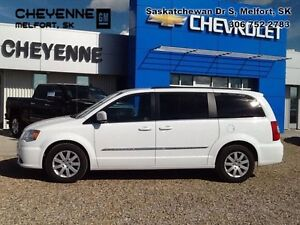 2014 Chrysler Town  Country Touring   - Uconnect -  touchscreen