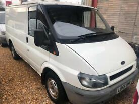 2006 Ford Transit 2.0TDI swb COMPLETE WITH M.O.T AND WARRANTY