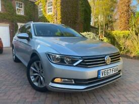 image for 2017 Volkswagen Passat 2.0 TDI SE Business (s/s) 5dr Estate Diesel Manual