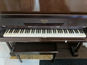 Upgright Piano