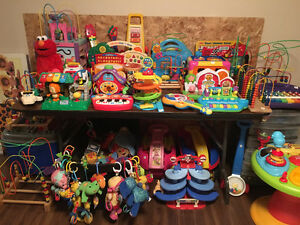 Toys....Toys...Huge Selection for Infants & Toddlers 0-4 years!