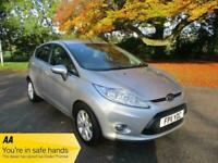2011 Ford Fiesta ZETEC TDCI HATCHBACK Diesel Manual