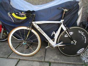TT  bike    -9 speed