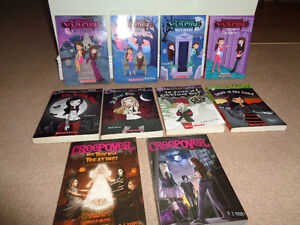 Poison Apple Books Colection