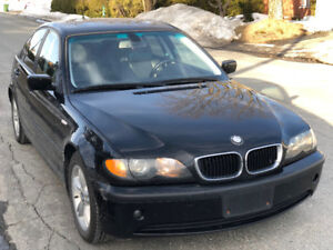 2003 BMW 3-Series Berline