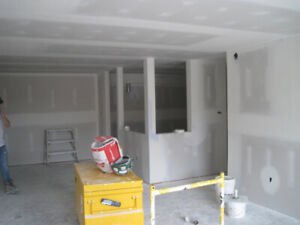 Experienced/Reliable Drywall Taper