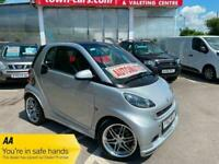 2012 smart fortwo BRABUS XCLUSIVE 26657 MILES 1 OWNER SERVICE HISTORY PAN ROOF S
