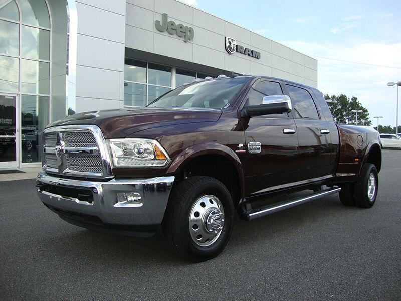 Made in USA - der Dodge Ram von Chrysler