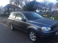 Volvo XC90 2009/2010 low genuine mile 82K, AWD 2.4 manual Diesel, immaculate condition
