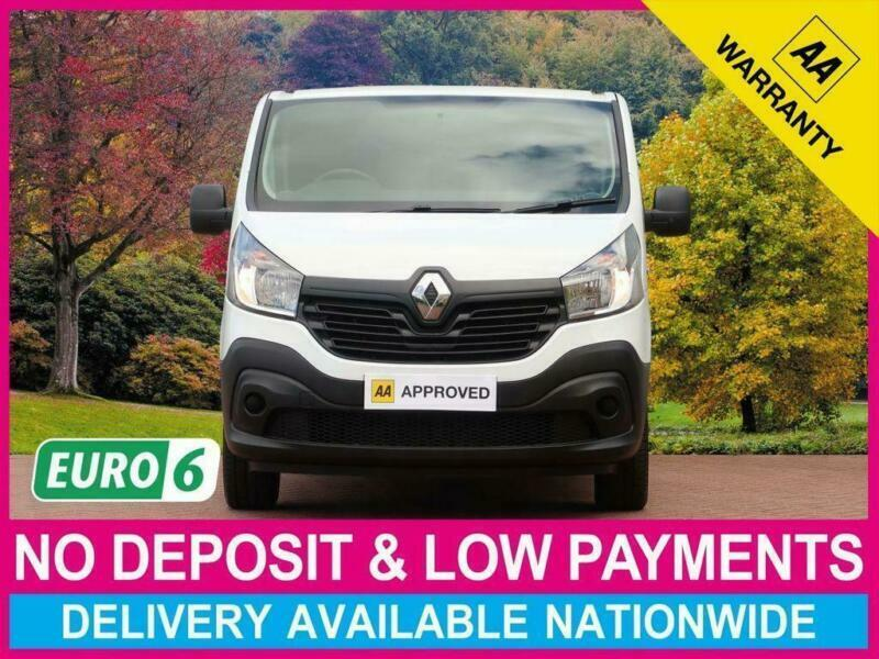 2016 16 RENAULT TRAFIC 1 6 DCI ENERGY BUSINESS 9 SEAT MINIBUS SWB L2H1 125  BHP | in Sheffield, South Yorkshire | Gumtree