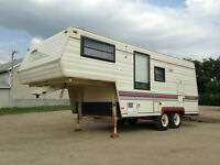 22 Foot Travelaire Rustler REDUCED $6000 to $4700 MUST SELL!!