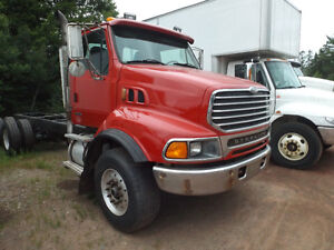 2000 STERLING HEAVY SPEC CHASSIS