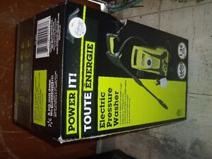 pressure washer  new in box