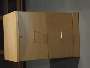 Solid Wood Filing Cabinet