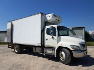 2010 Hino 338 Reefer Truck - Low Kms