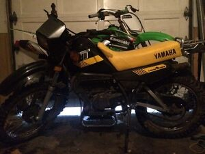 Trade Yamaha Dirtbike for Atv