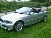 BMW 320 2.2i auto 2001MY Ci LEATHER