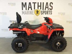 2018 Polaris SPORTSMAN TOURING 570 INDY RED