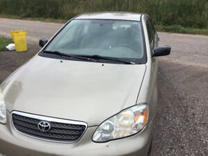 2007 Toyota Corolla ***Mint & Safetied***
