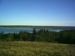 Land For Sale Overlooking Crescent Beach