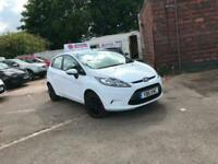 Ford Fiesta 1.4 ( 96ps ) 2011 Edge Service History
