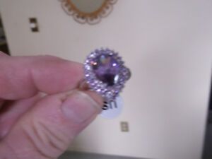 Sterling Silver 925 Women Ring Excellent Shape never worn
