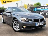 2016 BMW 3 SERIES 320I SE 4DR SALOON 6 SPEED MANUAL PETROL SALOON PETROL