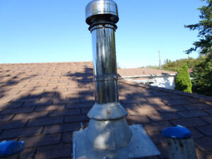 Insulated Chimney