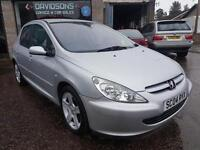 Peugeot 307 2.0HDi 110 ( dig a/c )Turbo