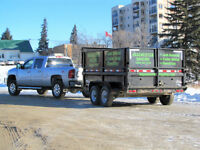 Junk & Rubbish Removal - Professional - Call Now - 204-963-5133