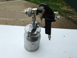 External spray gun