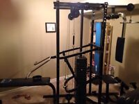 York 2600 Home Gym