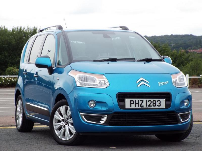 citroen c3 picasso 1 6 hdi 8v exclusive 5 door blue 2012 in huddersfield west yorkshire. Black Bedroom Furniture Sets. Home Design Ideas
