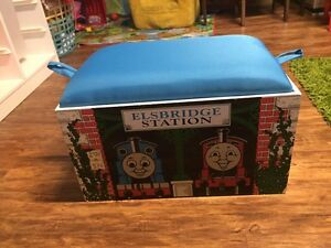 Thomas and Friends Storage bench (or stool/chair)