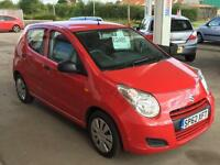 SUZUKI ALTO SZ, Red, Manual, Petrol, 2012