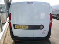 2013 Fiat DOBLO CARGO 16V M/JET COMBI CREWVAN *5 SEATER* Manual Crew Van